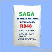 Saga Titanium Dioxide R-848