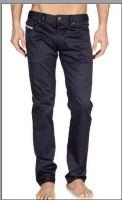 Black Jeans-Slim fit Denim with Dark wash