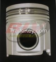 Diesel Engine Piston fits I su zu Car