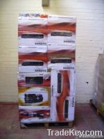 ELECTRICAL MIXED PALLET RETURNS RF9346729/RF9346828