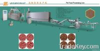 pet food(dog, cat, fish, shrimp) making machine/equipment/processing line