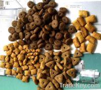 animal food extruder processing line