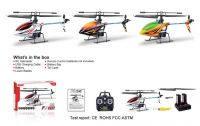 3CH R/C helicopter