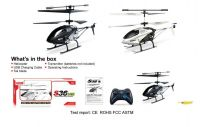3.5 -channel 2.4G Alloy helicopter