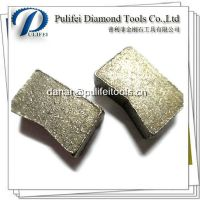 Granite Diamond Saw Segment For Granite Segmented Saw Blade