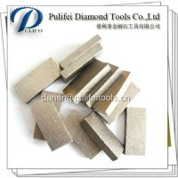 Granite Diamond Segment For Granite Segmented Saw Blade