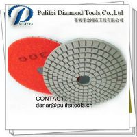 Resin Bond Granite Polishing Pad For Slab Wet Polishing