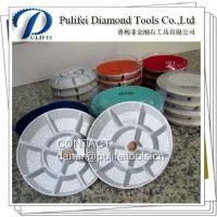 Resin Diamond Floor Polishing Pad For Stone Easy Grinding & Polishing