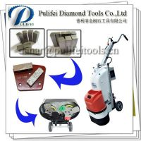 Coarse Diamond Concrete Grinding Segment For Concrete Floor Grinding Machine