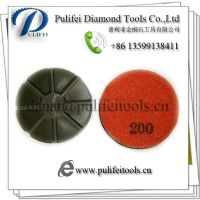 Concrete Floor Polishing Pad For Renovated Floor (Dry Or Wet) Use