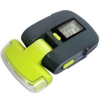 Pedometer Flashlight
