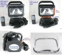 HID Search Light with Wireless Romote Control