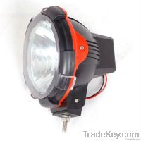"""7"""" inch HID flood light HID Driving light, HID off road working light"""