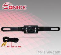 Waterproof License Car wireles Camera PC1030 CMOS lens Night Vision