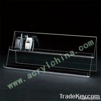 acrylic display stand for mobilephone
