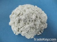 Loose-fill slag wool, loose silicate cotton for acoustical panel