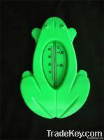 Carton design thermometer, bath thermometer