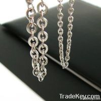 stainless steel jewelry chain