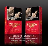 Zebra Full Flavor Filter Cigarette