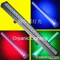 LED wall wash bar light