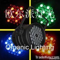 LED par64 36x3W RGBA