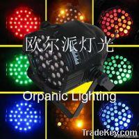 LED cast aluminum zoom par light