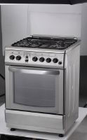 free standing gas or electric cooker