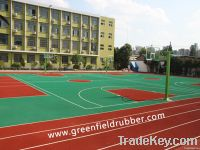 EPDM Rubber Granule For Sports Courts