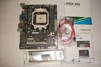 NEW condition for ECS motherboard A55F-M3 Scoket FM1 MD A55 FCH DDR3