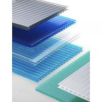 multi-wall structure polycarbonate sheets