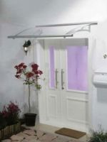 Bayer Material Polycarbonate Window & Door Awning