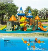 Castle outdoor playgorund