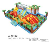 WONDERFUL DESIGN -inflatable castle for kids