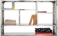 Huge Stainless Steel Shelf Rack