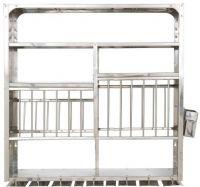Huge Stainless Steel Plate Rack