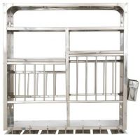 Middle Stainless Steel Plate Rack