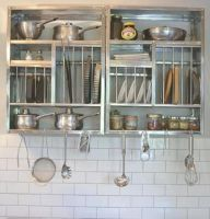 Small Stainless Steel Plate Rack