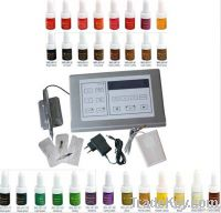 Latest Permanent Makeup Kit Eyebrow LCD Multifunctional Power Supply