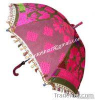 Fabric Umbrellas