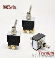 Electrical toggle switch/rocker switch