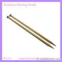 14 inch Aluminum Knitting needle