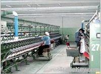 polyester/cotton blending yarn