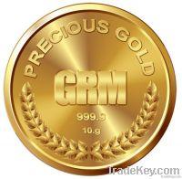 GRM GOLD COIN