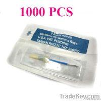 Wholesale 1000Pcs Top Grade Permanent Sterilized Makeup Needles Mixed