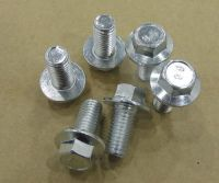 Hexagon bolt  with Flange DIN 6921
