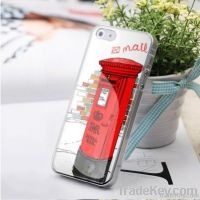 2013 hot selling plastic for iphone 5 cae for iphone 5'' case OEM
