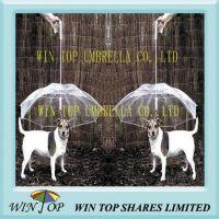 PVC and Poe Pet, Cat, Dog Umbrella Manufacturer