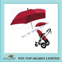 Red Baby Car Umbrella for Stroller, Pram, Carriage, Buggy