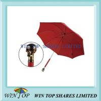 Skull Stick Umbrella for Alexander Mcqeen