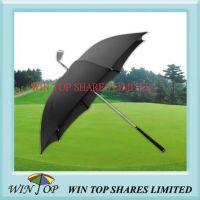 Invention Golf Umbrella/Golf Club Umbrella
